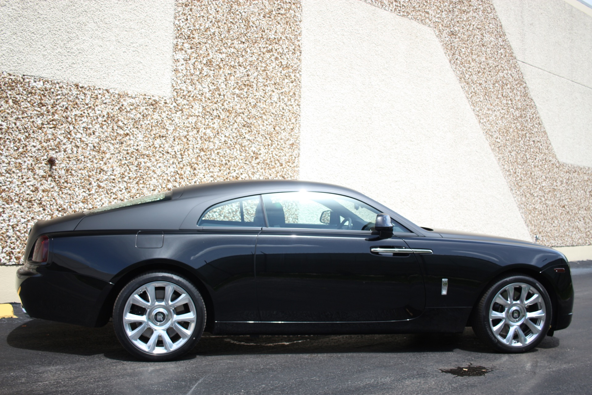 Used 2017 Rolls-Royce Wraith Starlight | Miami, FL