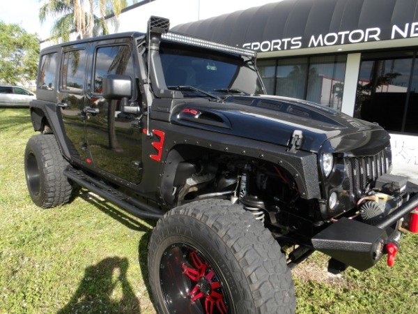 Used 2016 Jeep Wrangler Unlimited | Miami, FL n1