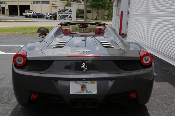 Used 2014 Ferrari 458 Spider  | Miami, FL n11