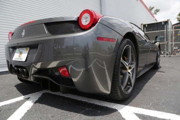 Used 2014 Ferrari 458 Spider  | Miami, FL n12