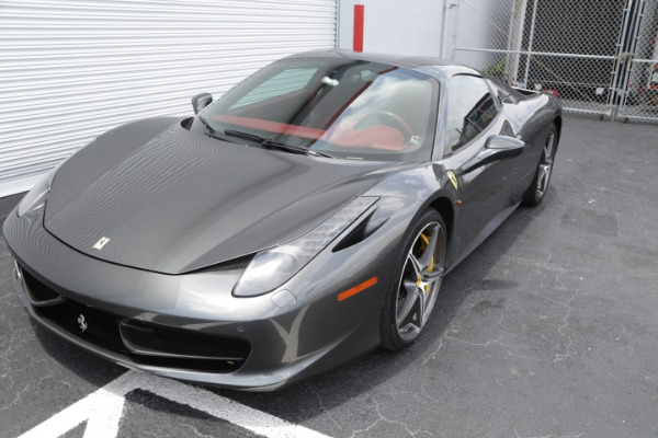Used 2014 Ferrari 458 Spider  | Miami, FL n15