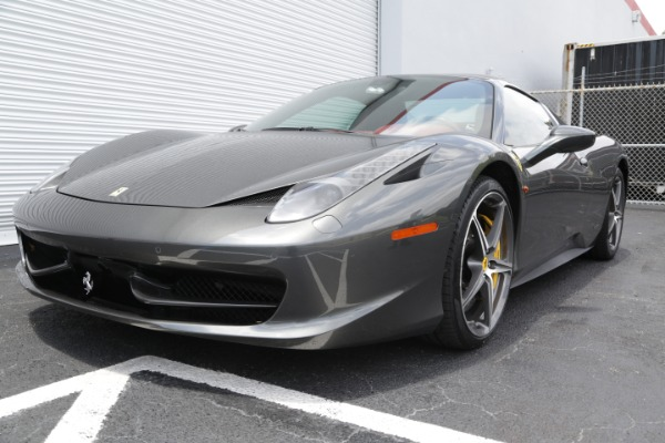 Used 2014 Ferrari 458 Spider  | Miami, FL n16