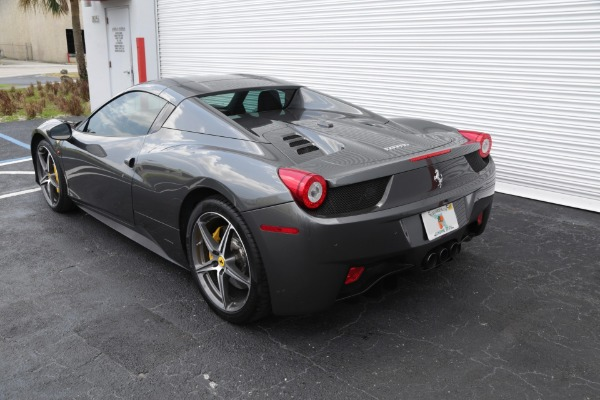 Used 2014 Ferrari 458 Spider  | Miami, FL n18