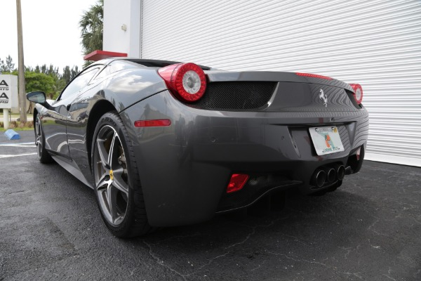 Used 2014 Ferrari 458 Spider  | Miami, FL n19