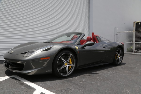 Used 2014 Ferrari 458 Spider  | Miami, FL n20