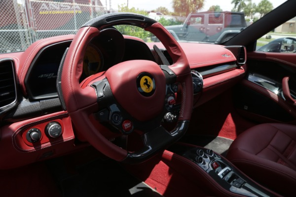 Used 2014 Ferrari 458 Spider  | Miami, FL n32