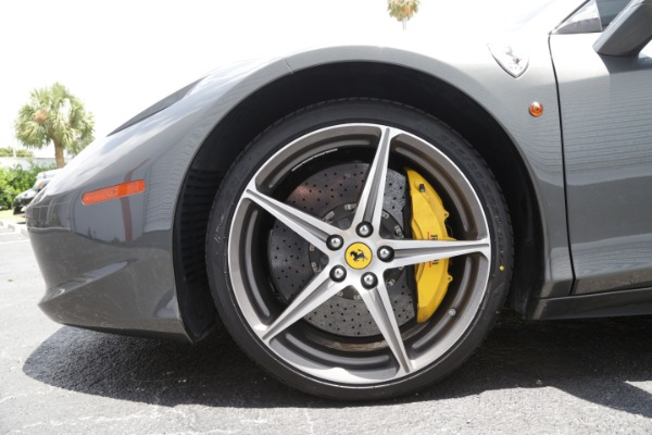Used 2014 Ferrari 458 Spider  | Miami, FL n44
