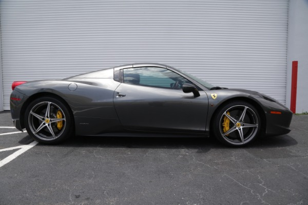 Used 2014 Ferrari 458 Spider  | Miami, FL n4