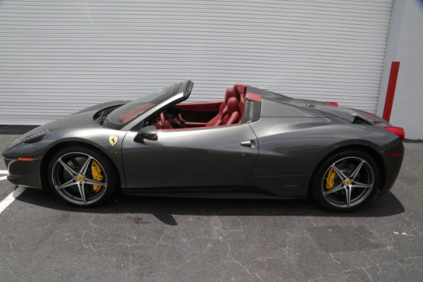 Used 2014 Ferrari 458 Spider  | Miami, FL n6