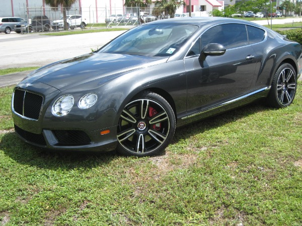 Used 2013 Bentley Continental GT V8 Mulliner Edit. | Miami, FL n35