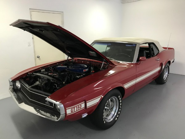 Used 1969 Ford Shelby GT350 | Miami, FL n7