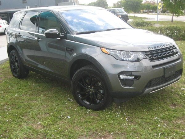 Used 2017 Land Rover Discovery Sport HSE | Miami, FL n1