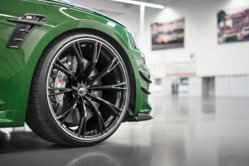 08 RS5R sonoma green