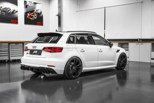 12 ABT RS3 rear