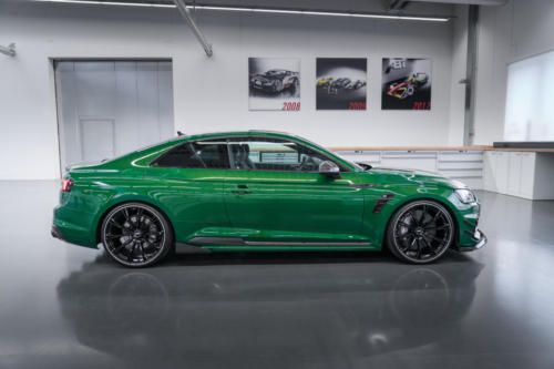 23 ABT RS5-R sonomagreen side