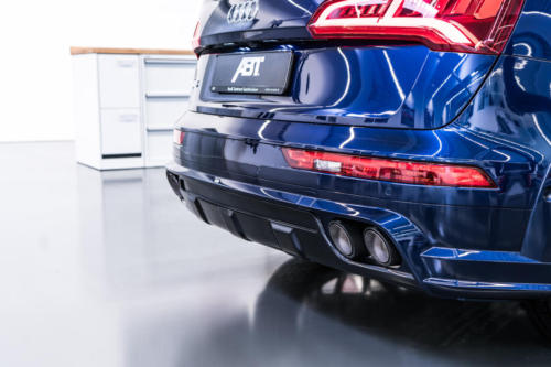 34 ABT SQ5 darkblue rear