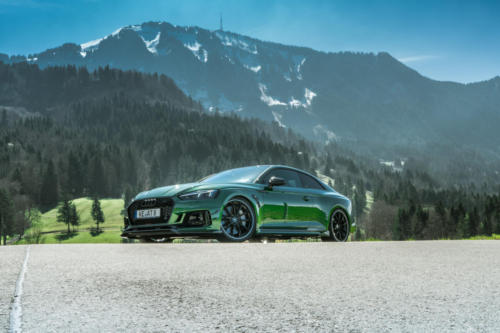ABT RS5R 3 4 front sonomagreen grünten 01