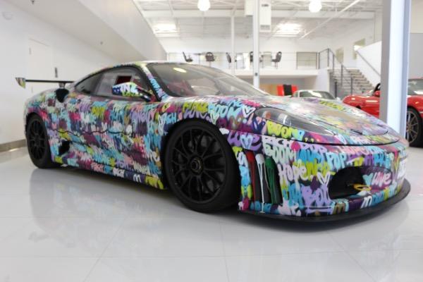 Used 2008 Ferrari F430 Challenge Artist: Ben Levy | Miami, FL n12