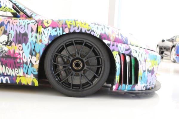 Used 2008 Ferrari F430 Challenge Artist: Ben Levy | Miami, FL n16