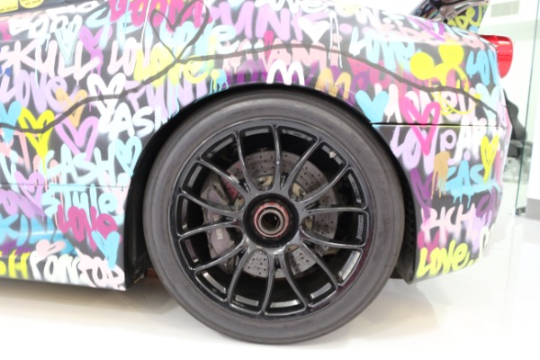 Used 2008 Ferrari F430 Challenge Artist: Ben Levy | Miami, FL n19