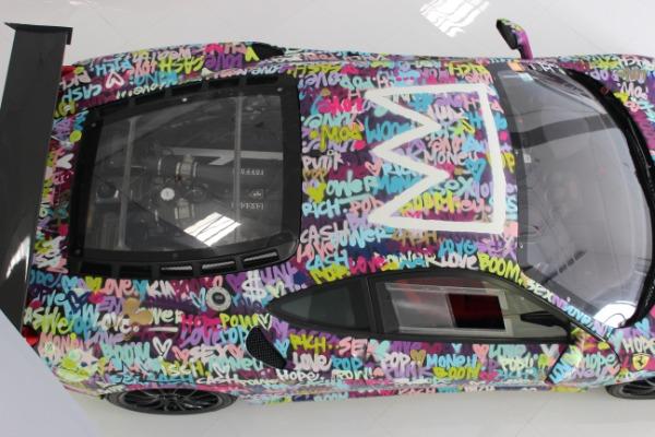 Used 2008 Ferrari F430 Challenge Artist: Ben Levy | Miami, FL n6
