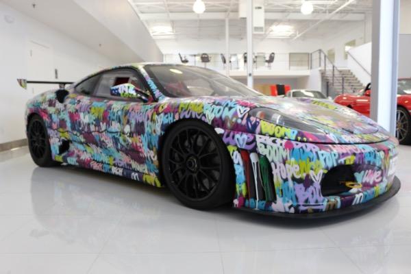 Used 2008 Ferrari F430 Challenge Artist: Ben Levy | Miami, FL n7