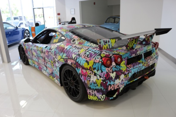 Used 2008 Ferrari F430 Challenge Artist: Ben Levy | Miami, FL n8