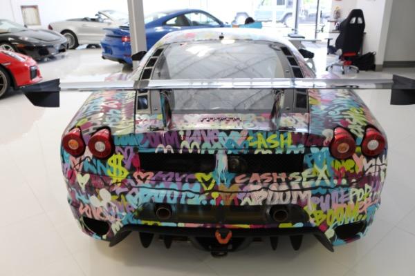 Used 2008 Ferrari F430 Challenge Artist: Ben Levy | Miami, FL n9