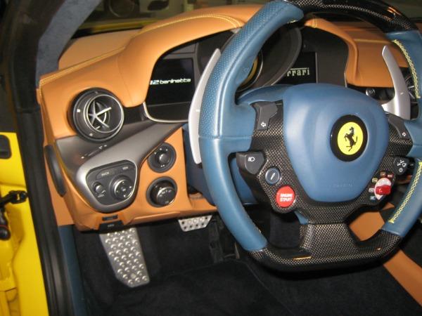Used 2016 Ferrari F12berlinetta  | Miami, FL n51