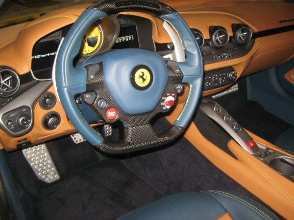 Used 2016 Ferrari F12berlinetta  | Miami, FL n57