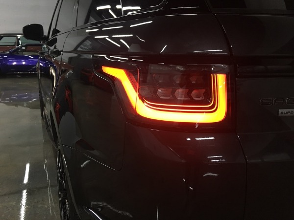 Used 2018 Land Rover Range Rover Sport Supercharged | Miami, FL n26