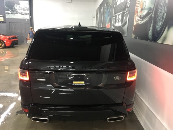 Used 2018 Land Rover Range Rover Sport Supercharged | Miami, FL n27