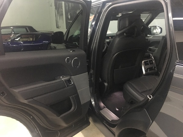 Used 2018 Land Rover Range Rover Sport Supercharged | Miami, FL n59