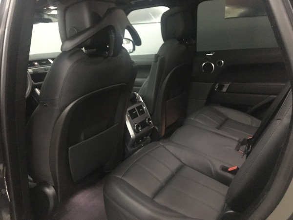 Used 2018 Land Rover Range Rover Sport Supercharged | Miami, FL n60