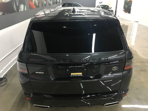 Used 2018 Land Rover Range Rover Sport Supercharged | Miami, FL n65
