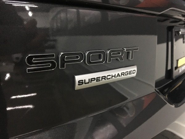 Used 2018 Land Rover Range Rover Sport Supercharged | Miami, FL n75