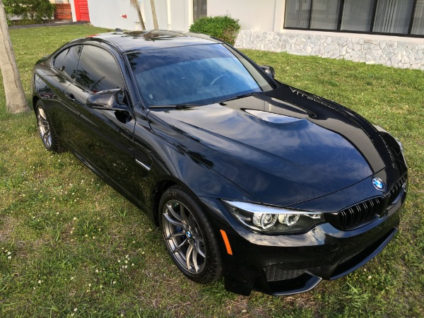 Used 2018 BMW M4  | Miami, FL n11