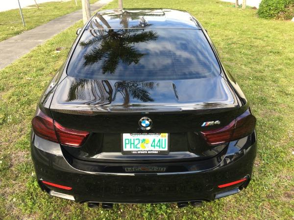 Used 2018 BMW M4  | Miami, FL n21