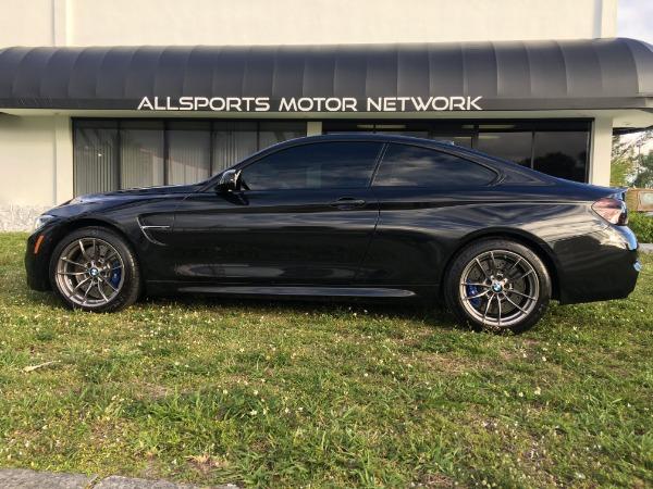 Used 2018 BMW M4  | Miami, FL n4