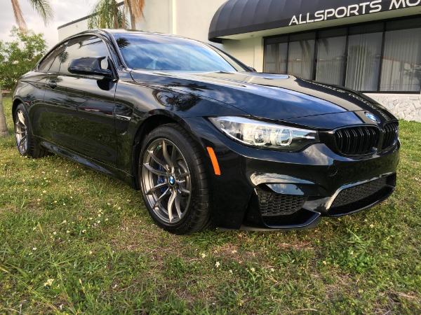 Used 2018 BMW M4  | Miami, FL n8
