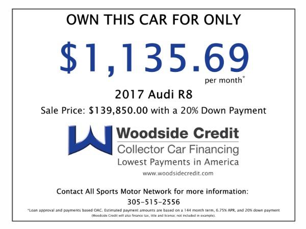 Used 2017 Audi R8 5.2 quattro V10 | Miami, FL n11