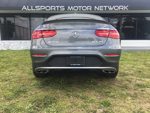 Used 2017 Mercedes-Benz GLC Coupe AMG GLC 43 Coupe | Miami, FL n21
