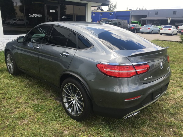 Used 2017 Mercedes-Benz GLC Coupe AMG GLC 43 Coupe | Miami, FL n23