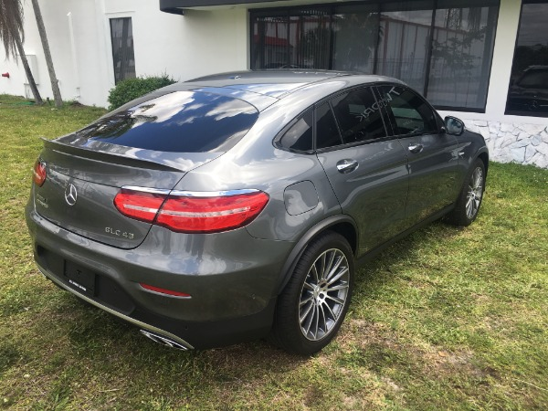 Used 2017 Mercedes-Benz GLC Coupe AMG GLC 43 Coupe | Miami, FL n25