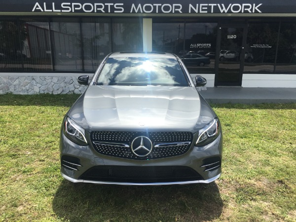 Used 2017 Mercedes-Benz GLC Coupe AMG GLC 43 Coupe | Miami, FL n6