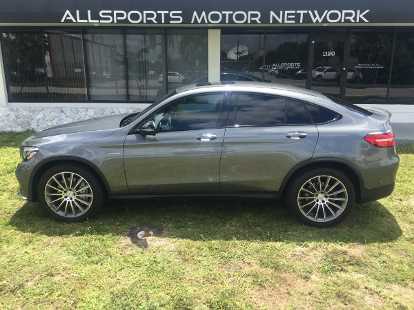 Used 2017 Mercedes-Benz GLC Coupe AMG GLC 43 Coupe | Miami, FL n7