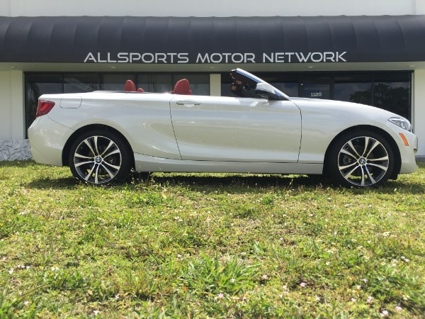 Used 2017 BMW 2 Series Convertible 230i Conv. | Miami, FL n15