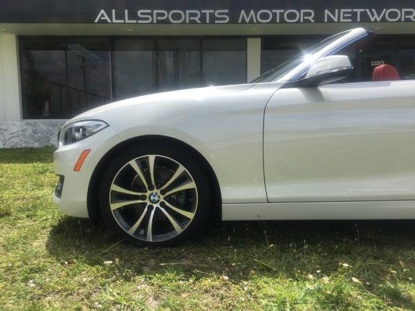 Used 2017 BMW 2 Series Convertible 230i Conv. | Miami, FL n17