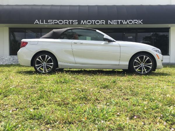 Used 2017 BMW 2 Series Convertible 230i Conv. | Miami, FL n2