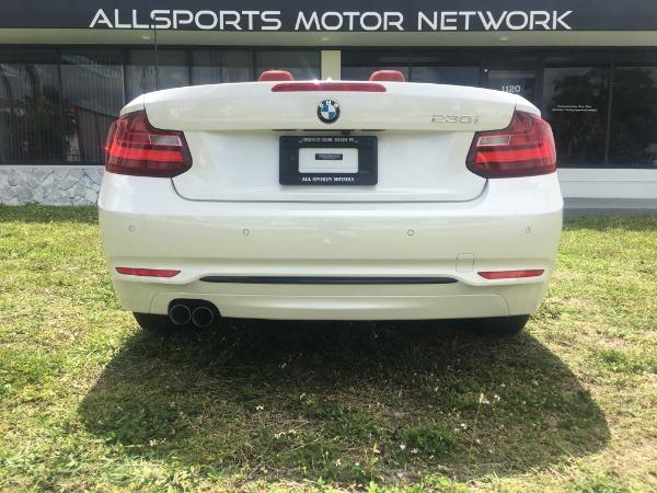 Used 2017 BMW 2 Series Convertible 230i Conv. | Miami, FL n24